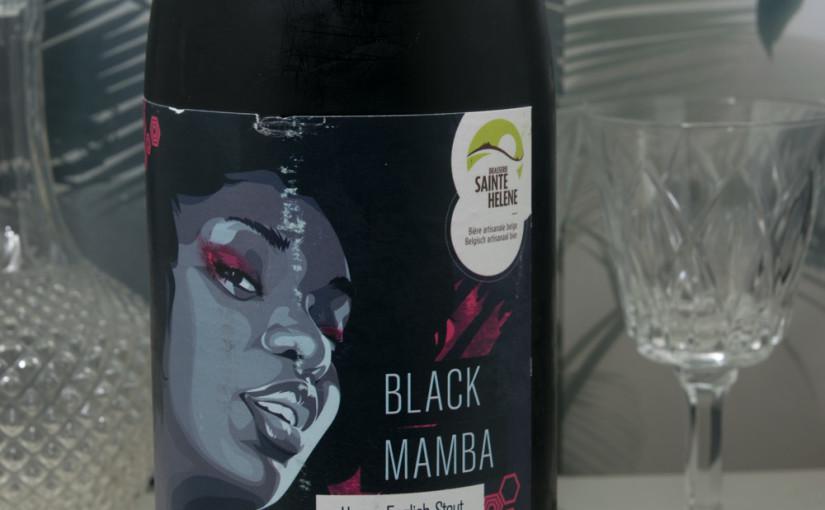 Sainte Hélène – Black Mamba